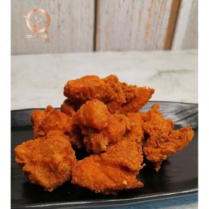 (生鲜冷冻)LJ's 特制无骨腿肉虾酱炸鸡/南乳炸鸡 (Raw Frozen)Shrimp Paste Fried Chicken / Fermented Beancurd Fried Chicken(Nam Ru Fried Chicken) (Fresh Frozen)