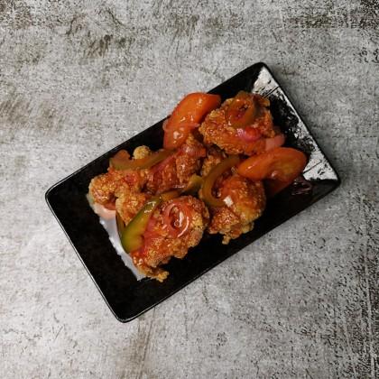 (生鲜冷冻)糖醋鸡丁/猪扒 (Raw) Sweet and Sour Chicken/Pork (Fresh Frozen)